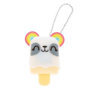 Pucker Pops Rainbow Panda Lip Gloss - Milk Chocolate,