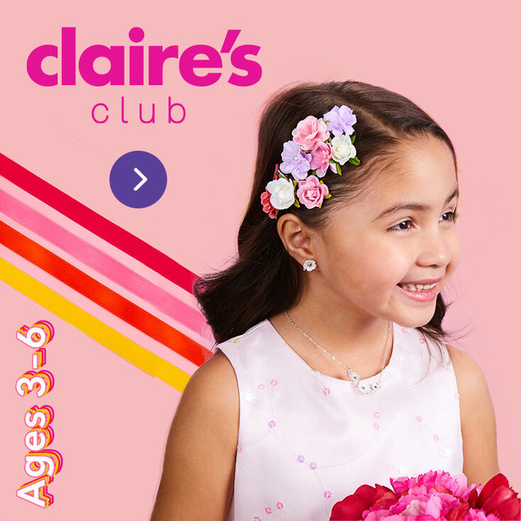 Claire's Club Flower Girl Essentials,