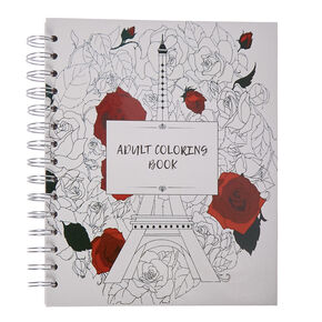Adult Coloring Book,