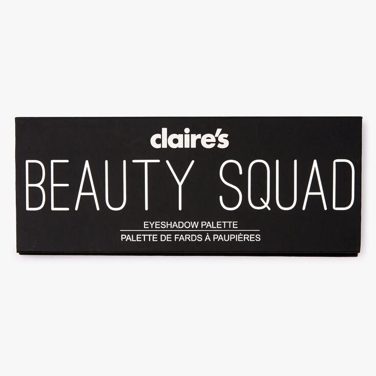 Palette d'ombres à paupières «Beauty Squad»,