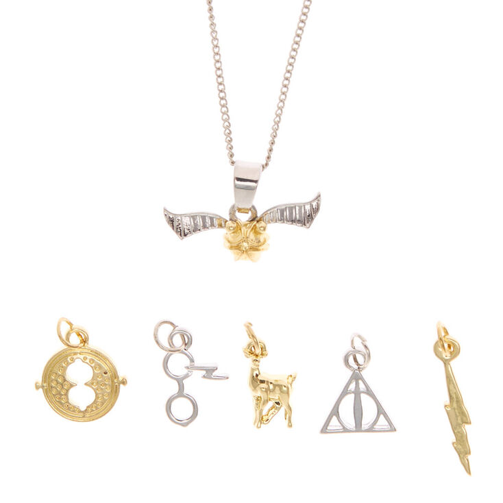 Harry Potter™ Multi Charm Necklace - 6 Pack,