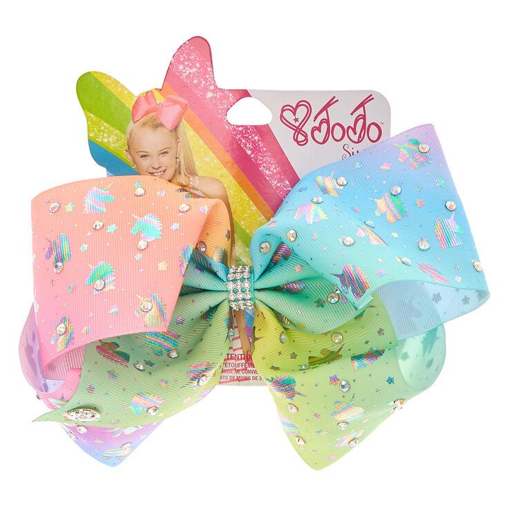 JoJo Siwa™ Signature Pastel Unicorn Hair Bow,
