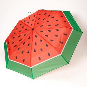 Parapluie pastèque - Rouge,