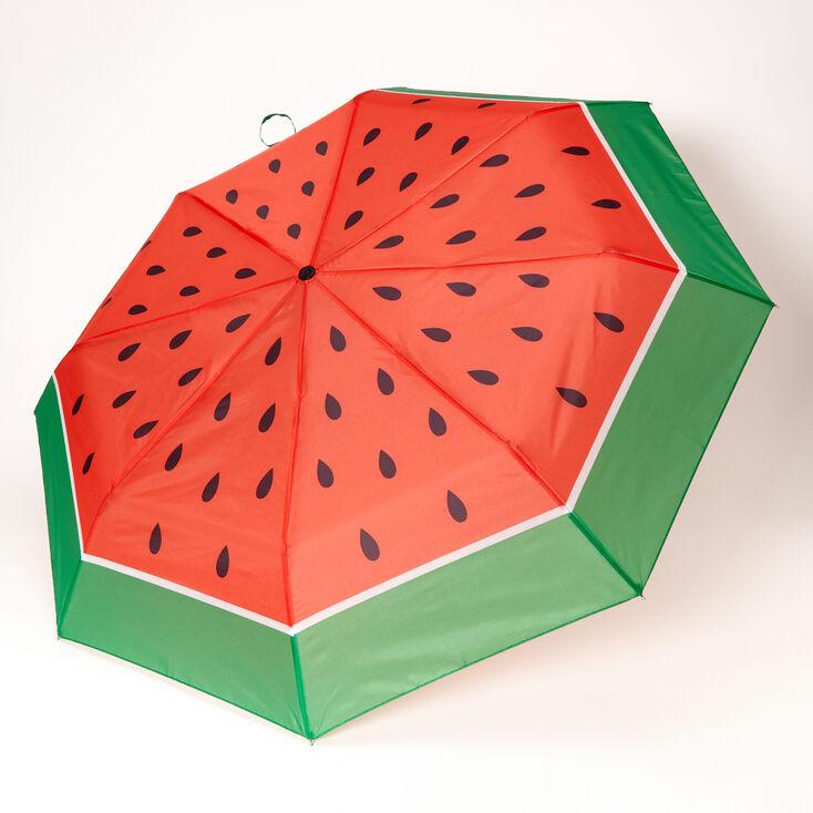 Watermelon Umbrella - Red,