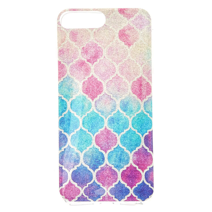 Watercolour Moroccan Phone Case  4a9ad765d937