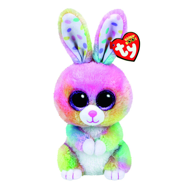 dc71ee7ccac TY Beanie Boos Small Bubby The Bunny Soft Toy