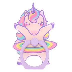 Unicorn Ring Stand - Purple,