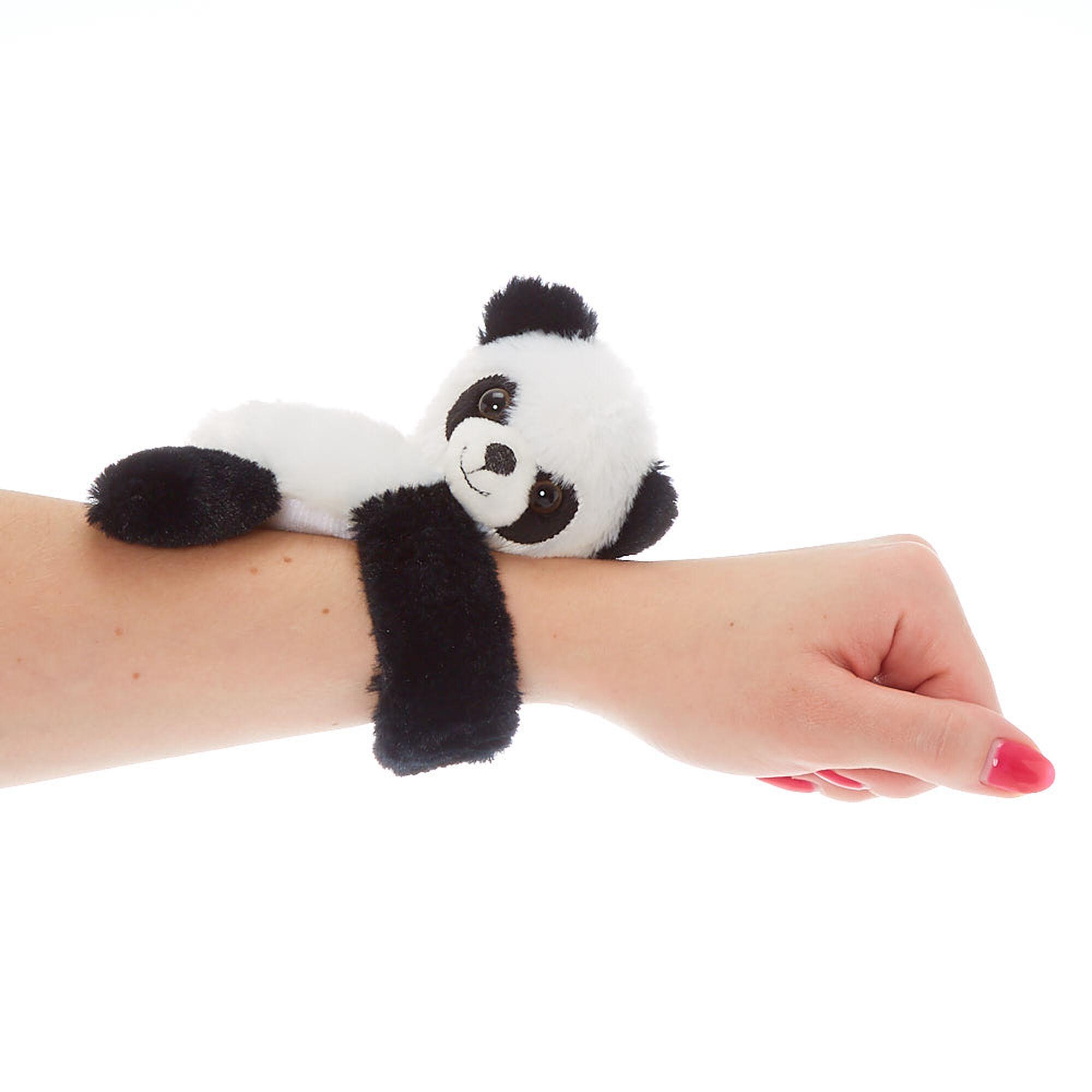 Claire S Club Lovable Huggable Panda Plush Toy Slap