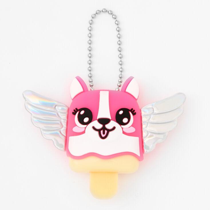 Pucker Pops Puppy Angel Wings Lip Gloss - Raspberry,