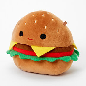 """Squishmallows™ 5"""" Cheesburger Plush Toy,"""