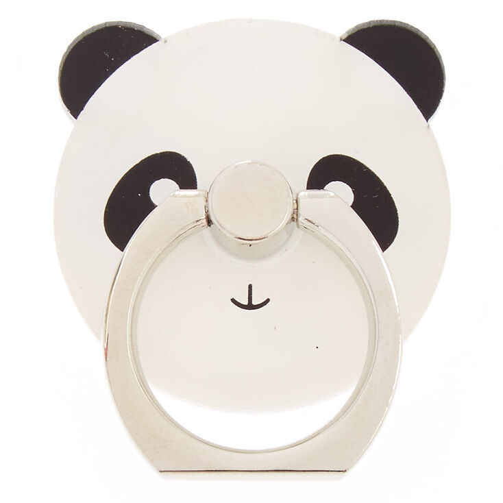 online retailer 033bc c179a Panda Bear Phone Case Ring Stand