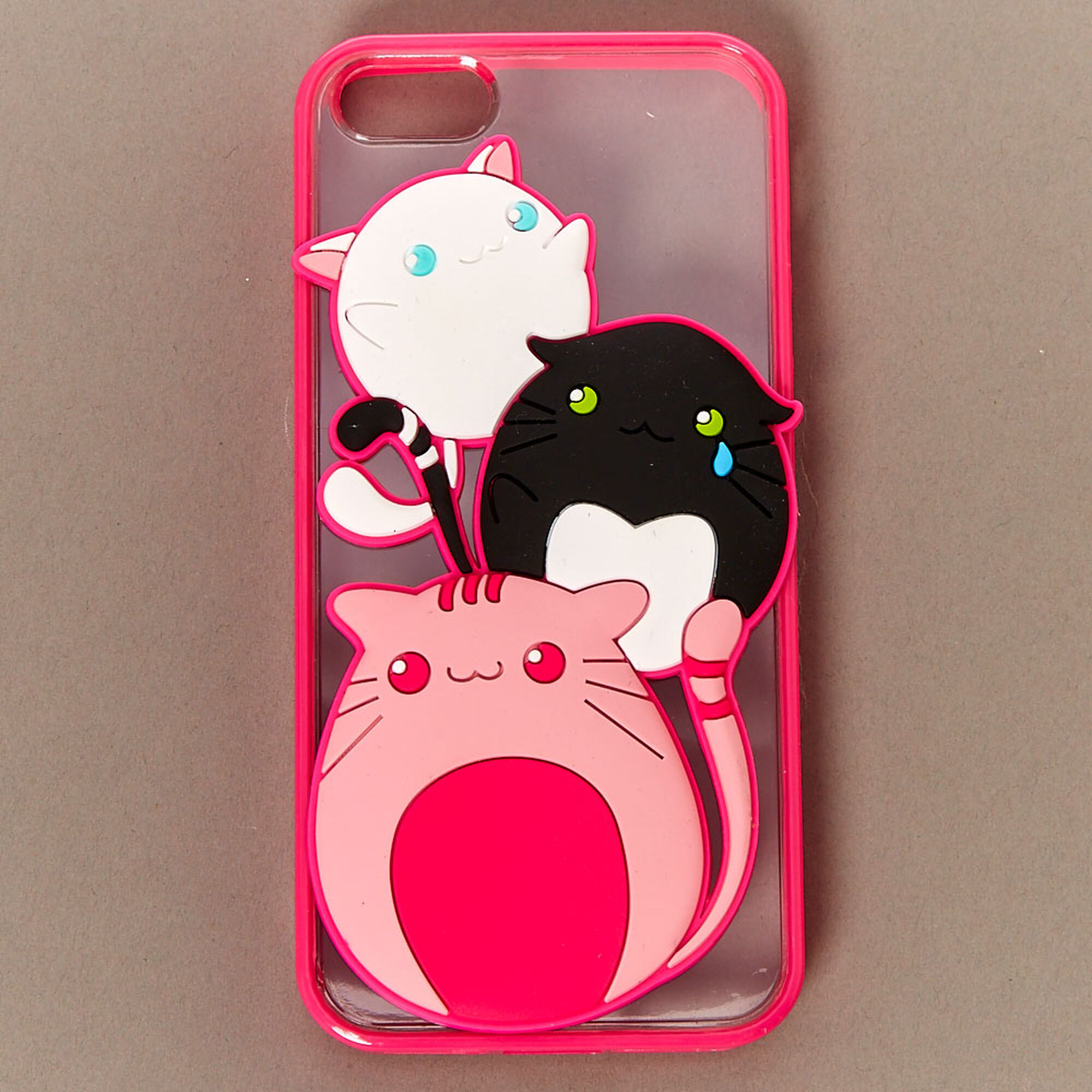 Anime Cat Phone Popsocket