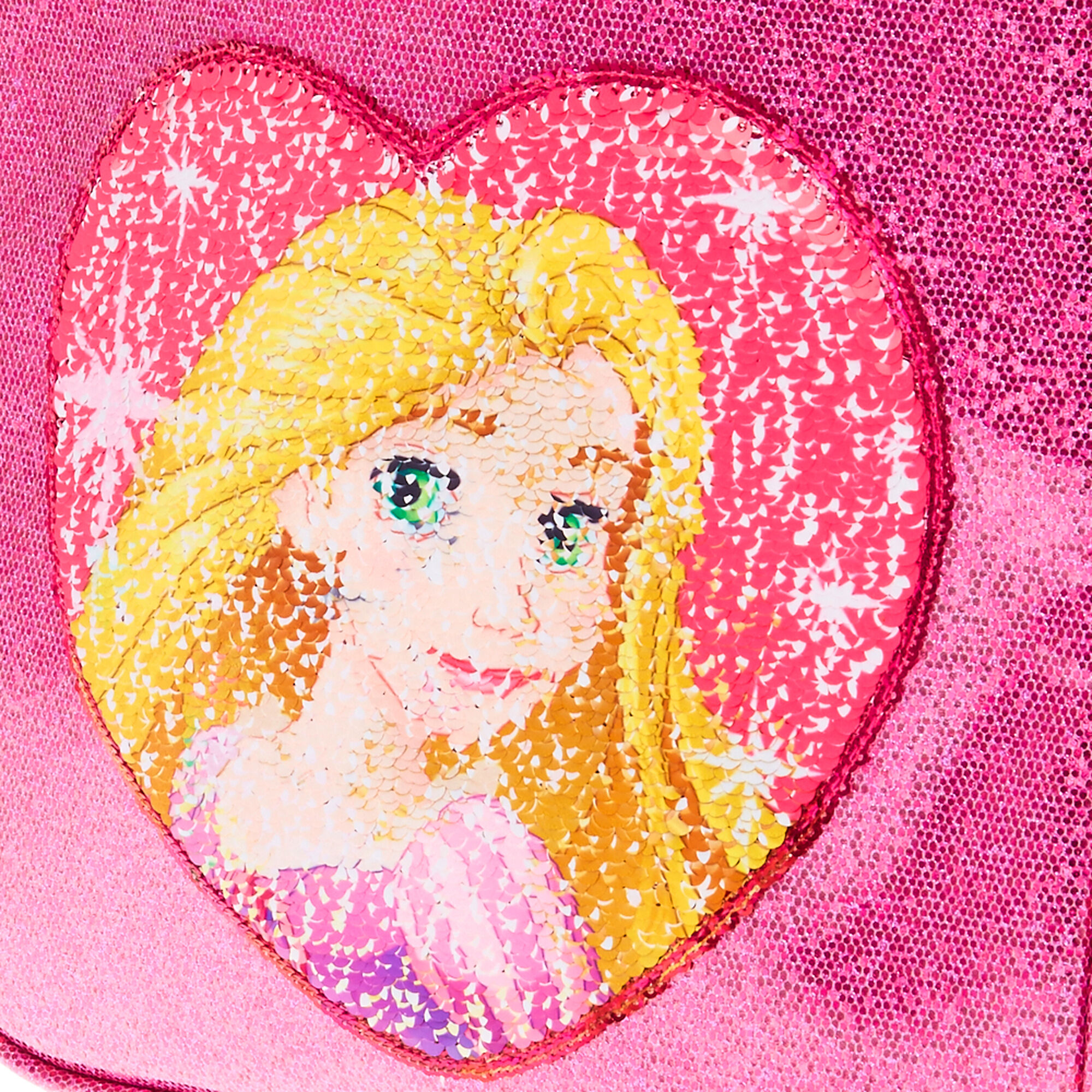 Disney Princess Reversible Sequin Backpack | Claire\'s