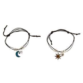 Best Friends Sun Moon Mood Bracelets