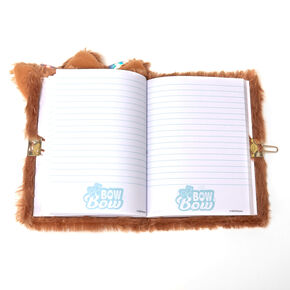 JoJo Siwa™ Bowbow Lock Diary – Brown,