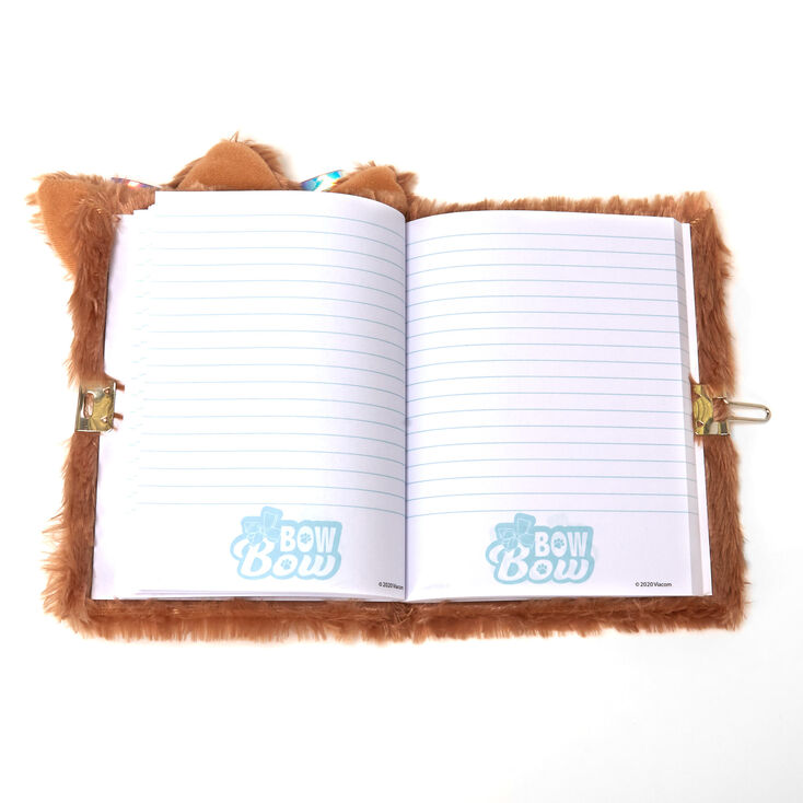 JoJo Siwa™ Bowbow Lock Diary – Brown,