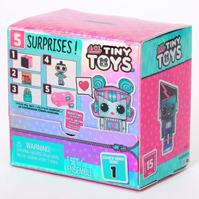 L.O.L Surprise!™ Series 1 Tiny Toys Blind Bag - Styles May Vary,