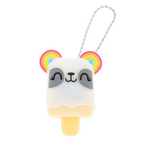 Pucker Pops Rainbow Panda Lip Gloss - Milk Chocolate,