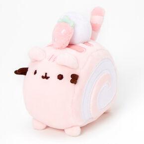 Pusheen® Strawberry Cake Plush Toy - Pink,