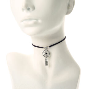Dreamcatcher Cord Choker Necklace,