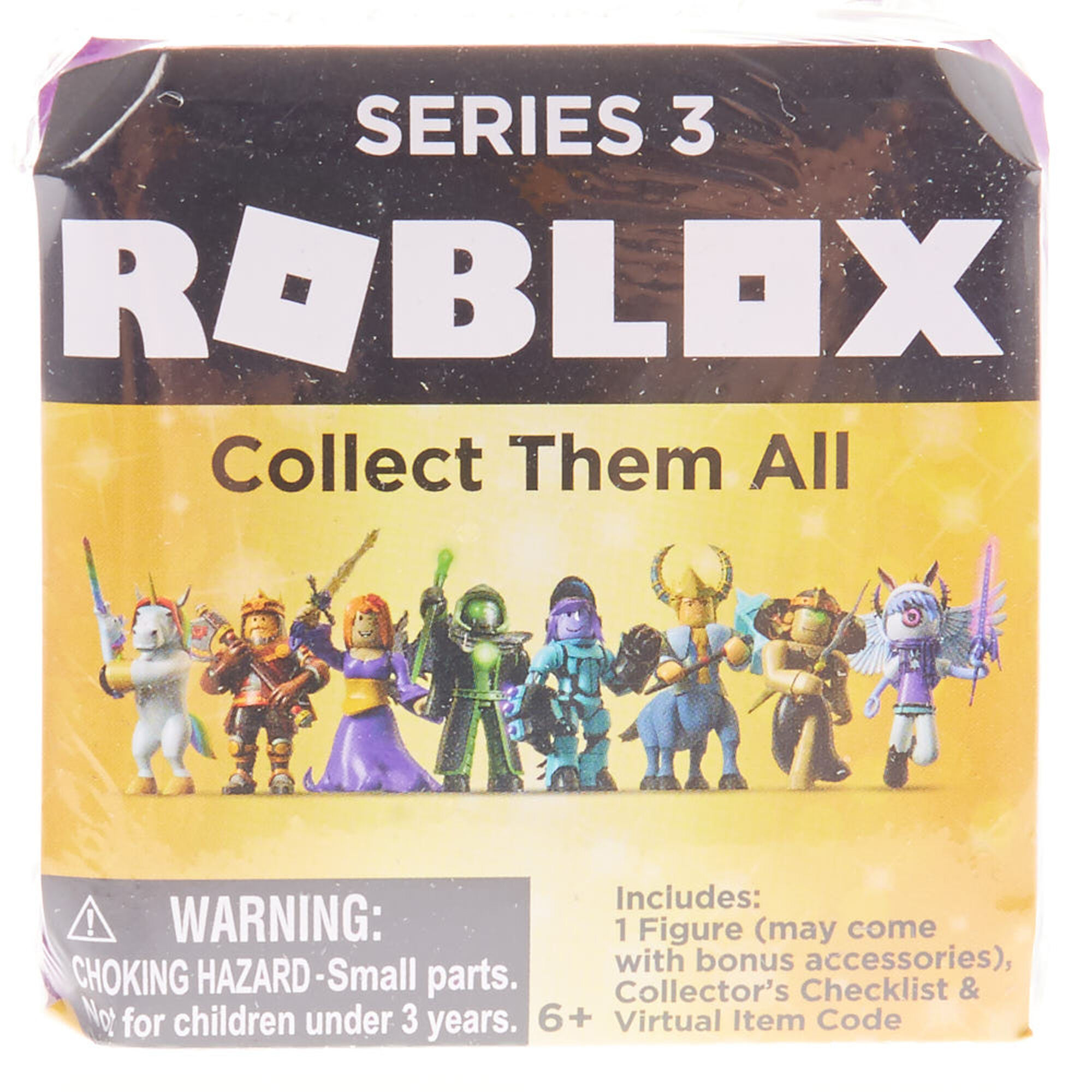 Roblox Mystery Figures Series 3 Claire S