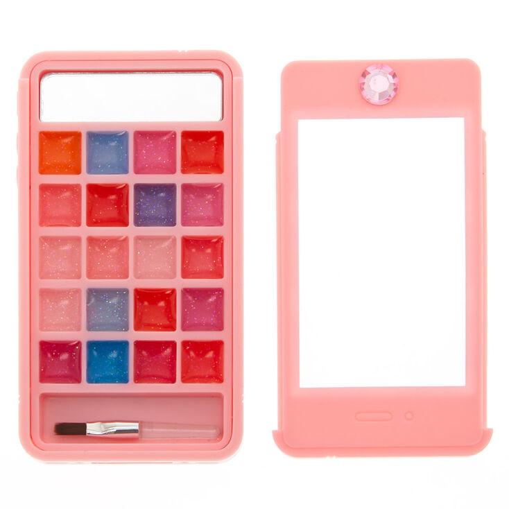Claire's Club Mini Smartphone Lipgloss Set,