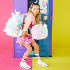 Fluffy Pastel Unicorn Back to School Collection,