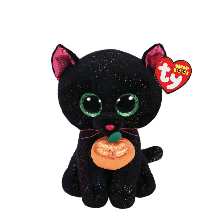 d1d7fc325cc Ty Beanie Boo Small Potion the Cat Soft Toy