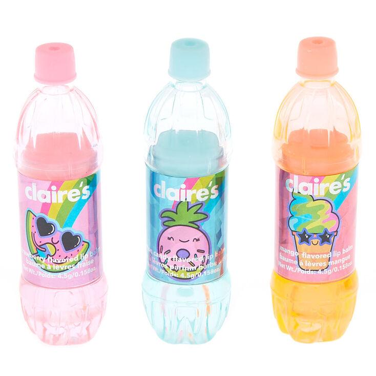 Soda Pop Lip Balm Set - 3 Pack,