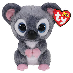 Ty Beanie Boo Small Katy the Koala Plush Toy,