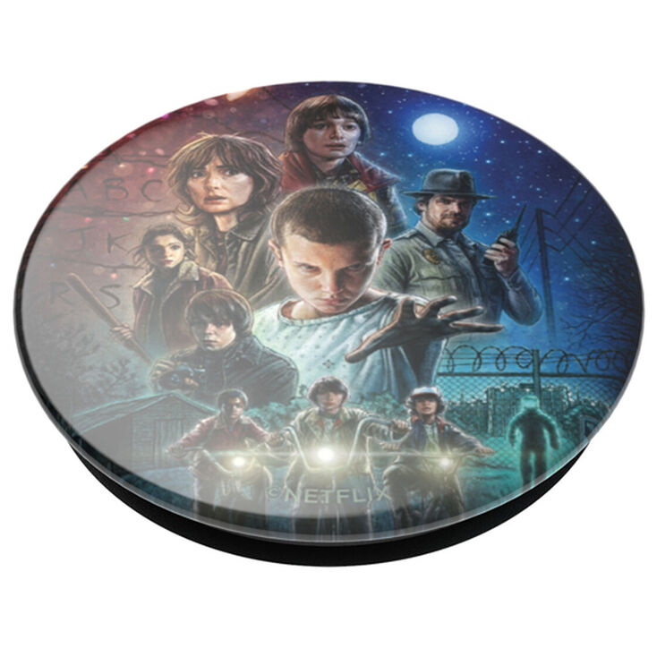 PopSockets Swappable PopGrip - Stranger Things,