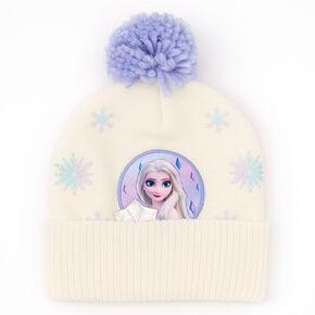 ©Disney Frozen 2 Elsa Beanie Hat – White,