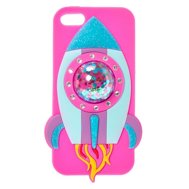 quality design e04d6 30d94 Spaceship Silicone Phone Case