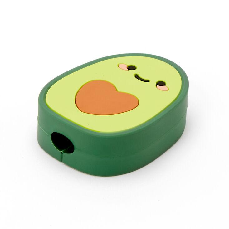 MojiPower® Avocado Cable Protector - Green,