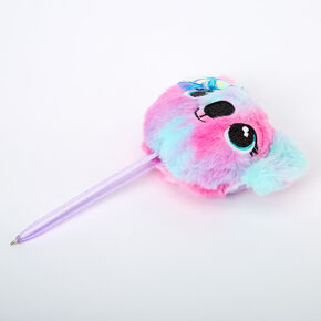 Kora the Koala Plush Pen - Pink,