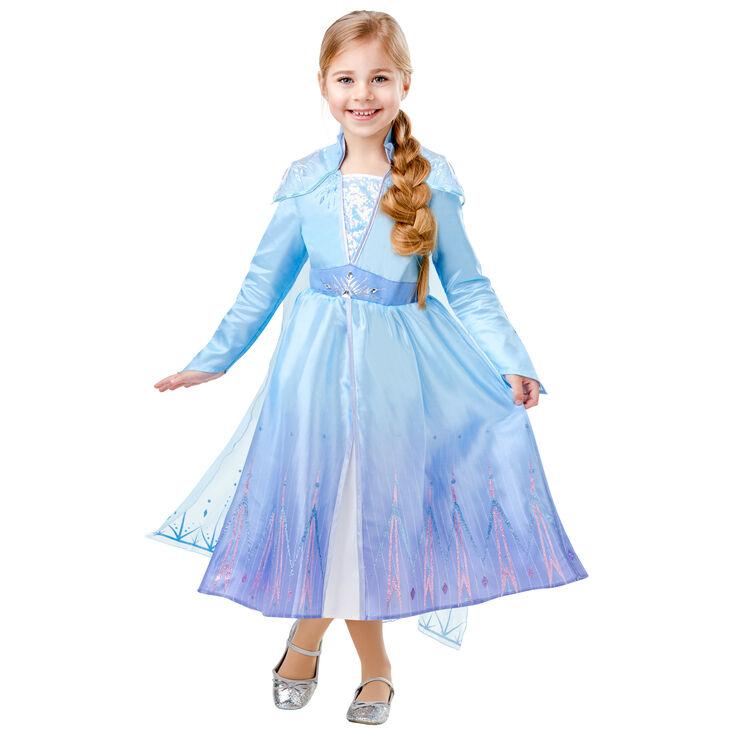 Déguisement Elsa La Reine des Neiges2 ©Disney - Bleu,