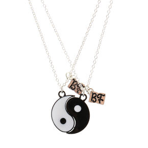 Best Friends Yin & Yang Necklaces - 2 Pack,