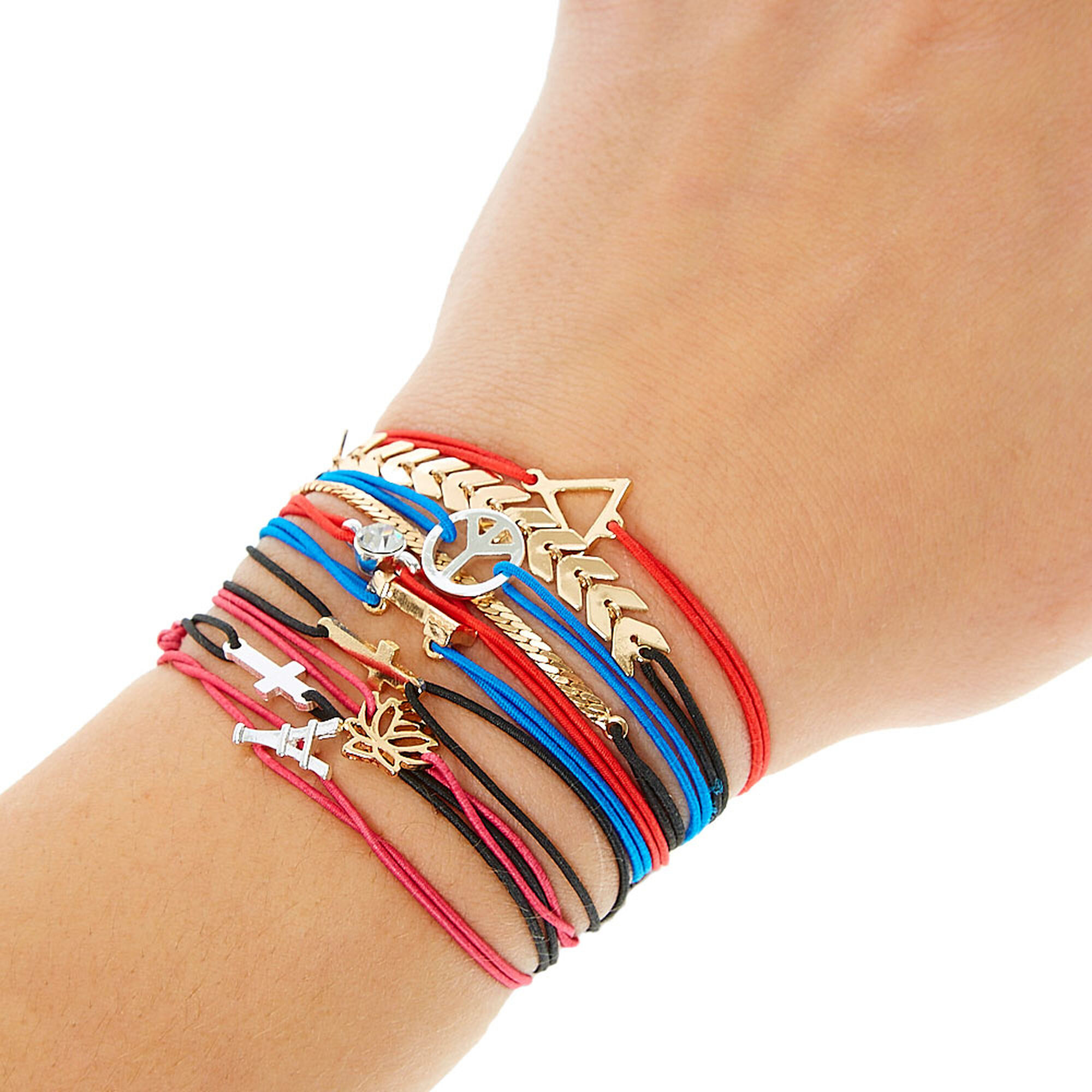 aztec arrow bracelet