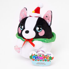 Squeezamals™ Plumps Wreath Dog Soft Toy,