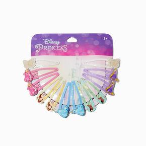 Claire's Club Fuzzy Leopard Sunglasses Case - Black,