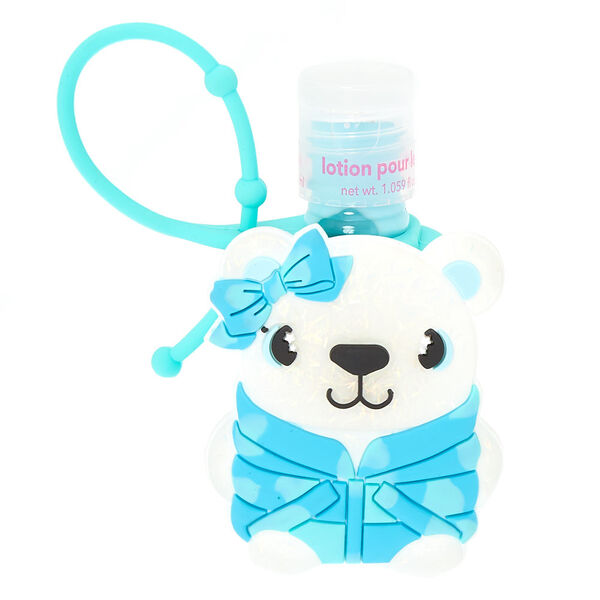 Claire's - brooke the bear hand lotion - 1