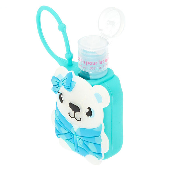 Claire's - brooke the bear hand lotion - 2