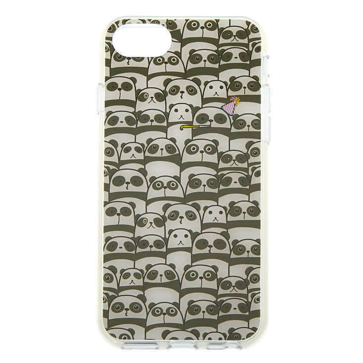 Panda Party Phone Case - Fits iPhone 6/7/8/SE,