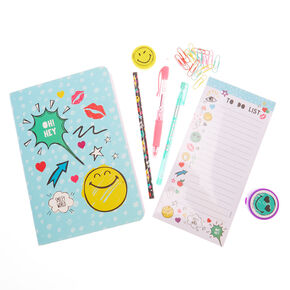 Smiley World® Stationery Set,