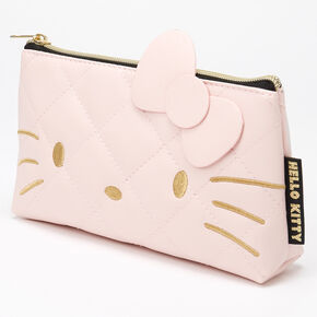 Trousse matelassée Hello Kitty® - Rose,