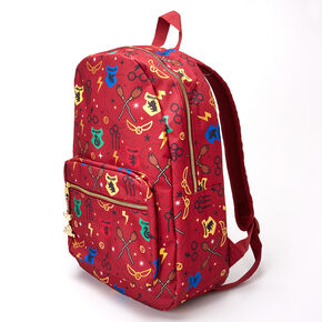 Harry Potter™ Quidditch Backpack – Burgundy,