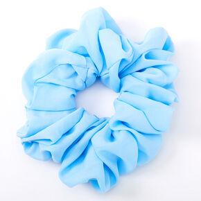 Chouchou géant - Bleu bonbon,