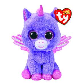 9c7dcabcfdb Ty Beanie Boo Medium Athena the Pegasus Soft Toy