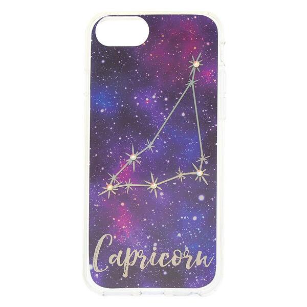 Claire's - zodiac capricorn phone case - 1