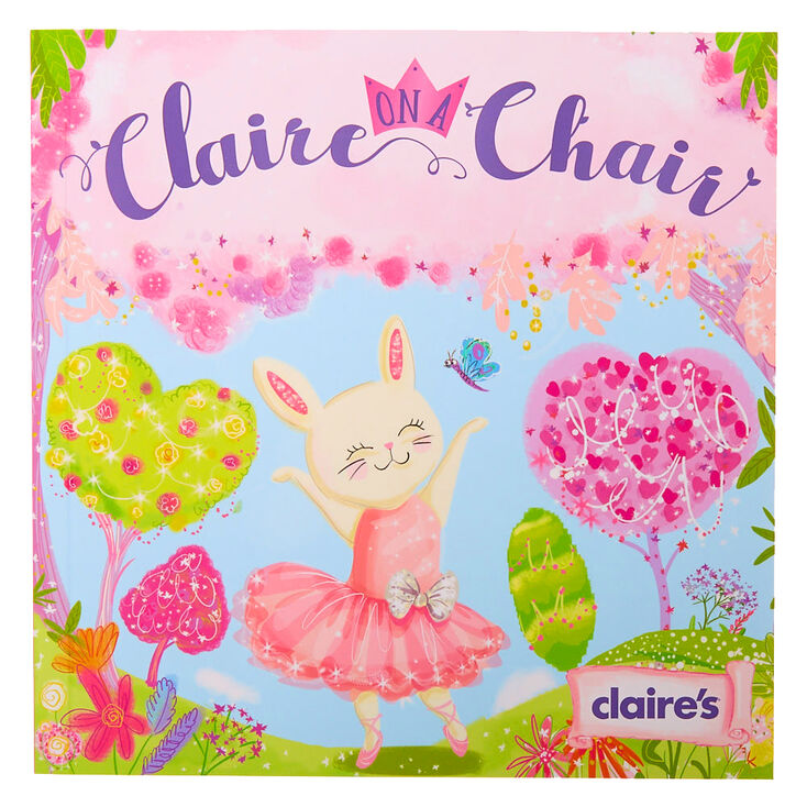 Claire On A Chair Deluxe Set,